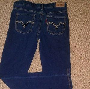 Levi's Bottoms - Girls skinny leg jeans